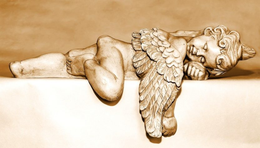 figurine d'ange